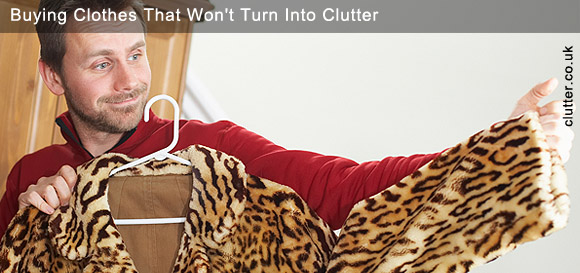 Buying Clothes That Wont Turn Into Clutter