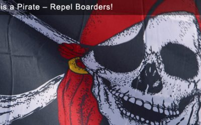 Clutter is a Pirate – Repel Boarders