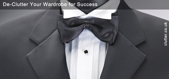 De-Clutter Your Wardrobe for Success