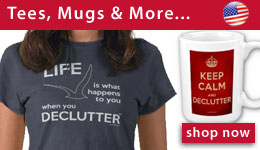 Tees, Mugs and More - Clutter Shop (US)