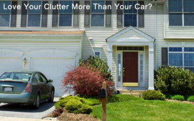 Do You Love Your Clutter More Than Your Car?